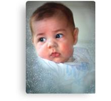 """Parker ,3 months old..."" Canvas Print"
