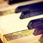 The Much Loved Piano by Nikki Bond