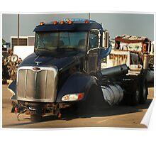 Truck 7944 Poster