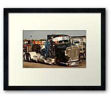 Truck 7954 Framed Print
