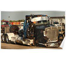 Truck 7954 Poster