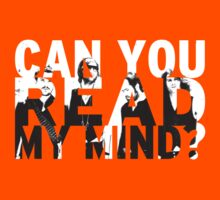 Can you read my mind? Kids Clothes