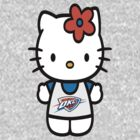 Hello kitty thunder up! by alkapone26