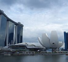 Marina Bay by Jojo Sardez