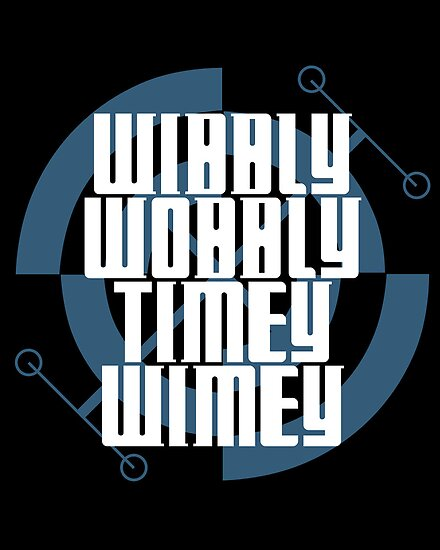 Wibbly Wobbly by fishbiscuit