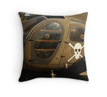 Helicopter Image 7884 Throw Pillow