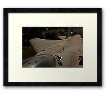 Jet Fighter Image 7897 Framed Print