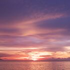 Puerto Galera Sunset 1 by Jojo Sardez