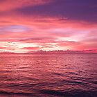 Puerto Galera Sunset 2 by Jojo Sardez