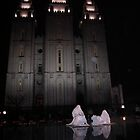 Mormon Temple by SimplyKlick