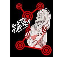 Shiro - Deadman Wonderland Photographic Print