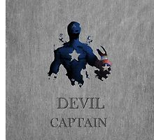 devil captain by morigirl