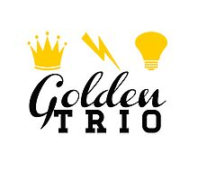 The Golden Trio by supercena