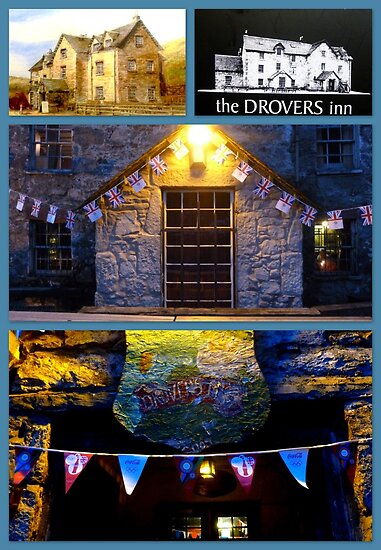 The DROVERS Inn by ©The Creative  Minds