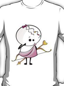 angel with bow and arrow T-Shirt