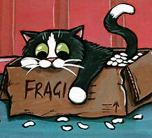 Fragile by Lisa Marie Robinson