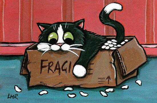 Fragile by Lisa Marie Robinson