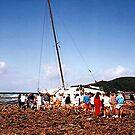 Aground, Great Barrier Island - Part 1............! by Roy  Massicks