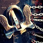Patriotic Anchor by deb cole