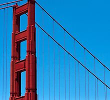 Golden Gate Bridge by ZWC Photography
