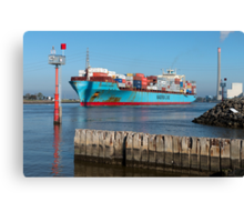 Grasmere Maersk Canvas Print