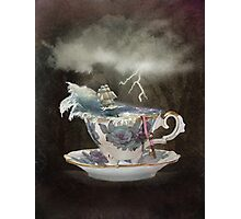 Storm in a Teacup Photographic Print