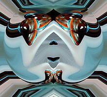 ALF (alien-life-form) 002 by Wieslaw Jan Syposz