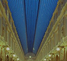 St Hubert Galleria, Brussels by KUJO-Photo
