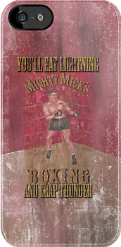Mighty Mick's Boxing by joshjen10