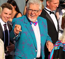 Rolf Harris by Paul Bird
