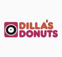 Dilla's Donuts Kids Clothes