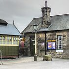 Embsay Station by TheWalkerTouch