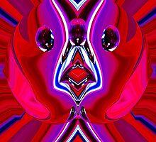 ALF (alien-life-form) 003 by Wieslaw Jan Syposz