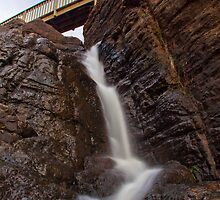 Upper Second Falls, Morialta by pablosvista2