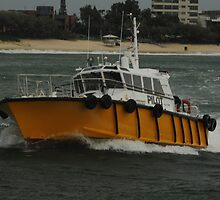 pilot boat  by warren dacey