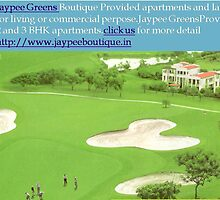 Jaypee Greens by jaypeerobi
