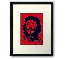 Expect Che Framed Print