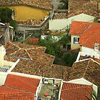 Rooftops of Athens by cdastudio