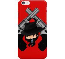 Chibi Jigen Daisuke iPhone Case/Skin