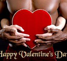 17731 Happy Valentine's Day by PrairieVisions