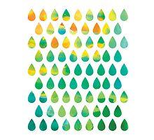 Monsoon Rain by Budi Satria Kwan