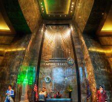 Empire State Lobby Vertorama by Yhun Suarez