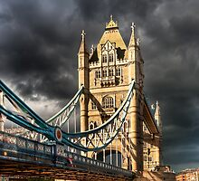 Uniquely London - Tower Bridge by Mark Tisdale