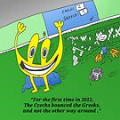 Binary options news cartoon Euroman at EURO 2012 by Binary-Options