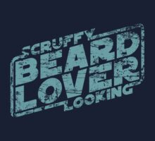 Scruffy Looking Beard Lover by synaptyx