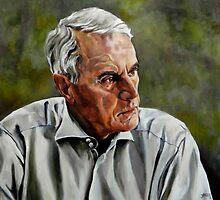 An Interesting Man - Viktor Hesse by JolanteHesse