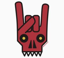 Satan Fingerface by Gwendal