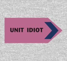 Unit Idiot by WarnerStudio