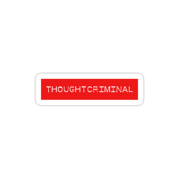 THOUGHTCRIMINAL ?  B by Yago