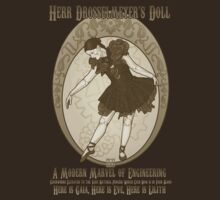 Classic Herr Drosselmeyer's Doll by phantomssiren